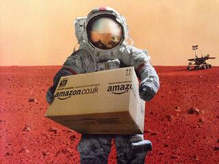 Amazon's network effect: reaching out for the stars