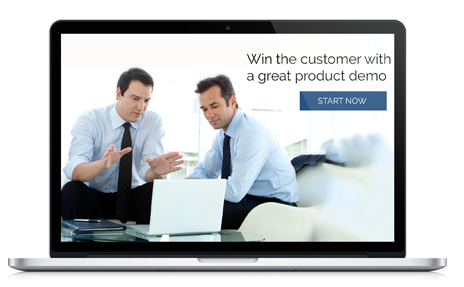 Accelerate your sales process with Powerful Online-Demos
